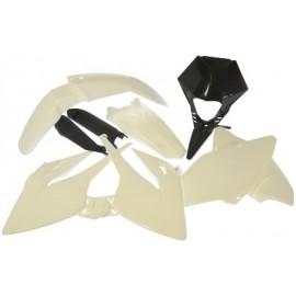 Kit plástica blanco/negro BETA RR 2009 (05-09)