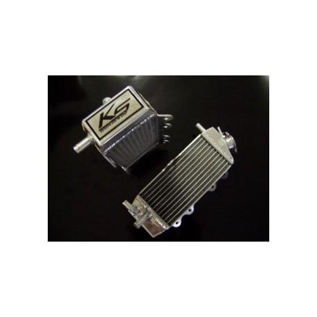 KS HYPERFLOW Radiador YZ250F 01-05 WR250F 01-06 izquierda