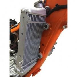 Radiador para KTM para KTM EXC 125,200,250,300 de 2 tiempos, 08- derecho