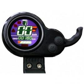 Pantalla a color para patinete eléctrico Joyor X1/X5S/Mbike/Y5S
