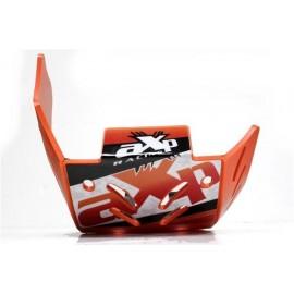Cubrecarter AXP Enduro KTM naranja