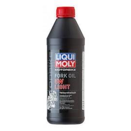 Aceite Liqui Moly Fork oil 5W light