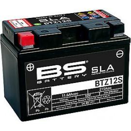 Batería BS Battery SLA BTZ8V GEL