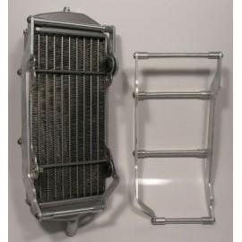 Protector de radiador  BETA RR 2T y 4T 2010 al 2017