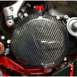 Protección del cárter de embrague de carbono 2T