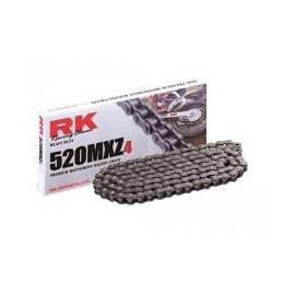 CADENA RK 520MXZ4 118 ESLABONES SIN RETENES SUPER REFORZADA