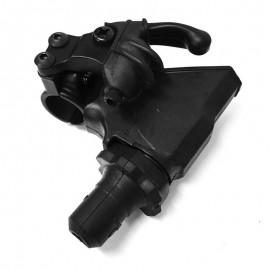 Soporte maneta embrague WRF250/450 (05-16) Negro