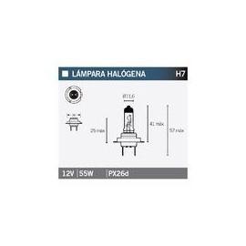 Lámpara OSRAM 64210 H7
