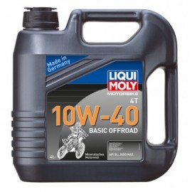 Aceite motor LIQUI MOLY synt offroad 4 l