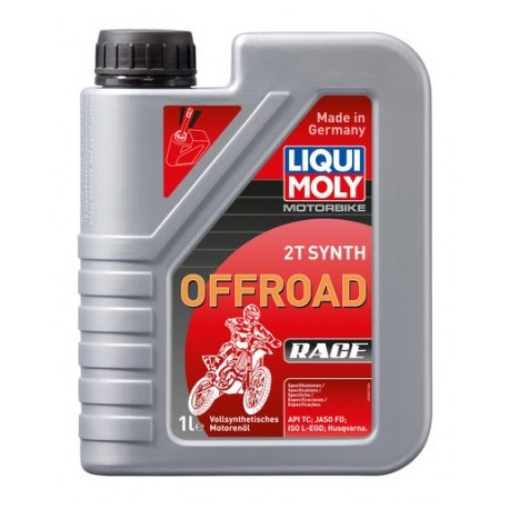 Aceite motor 2T LIQUI MOLY synt 1 l