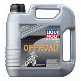 Aceite motor 2T LIQUI MOLY synt 1 l