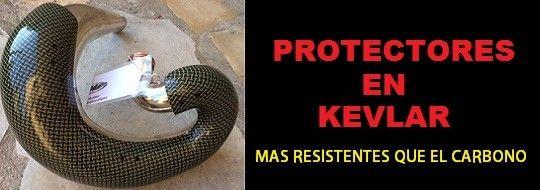 Protector de kevlar